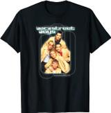 Backstreet Boys Retro Glow Photo T-Shirt