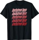 Backstreet Boys Vintage Logo T-Shirt