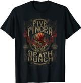 Five Finger Death Punch 100 Proof T-Shirt