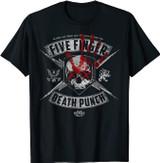 Five Finger Death Punch Cadite Eos T-Shirt
