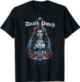 Five Finger Death Punch Dama De Los Muertas T-Shirt