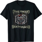 Five Finger Death Punch Deputized T-Shirt
