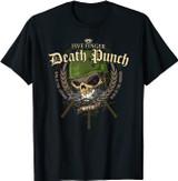 Five Finger Death Punch Answer T-Shirt