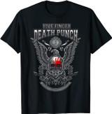 Five Finger Death Punch Fortis Fortuna Adiuvat T-Shirt