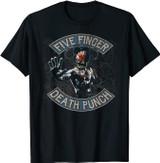 Five Finger Death Punch Skully World T-Shirt