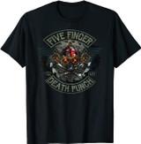 Five Finger Death Punch Fury Road 2019 T-Shirt