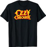 Ozzy Osbourne Classic Logo T-Shirt