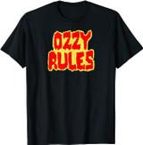 Ozzy Osbourne Ozzy Rules T-Shirt