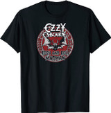 Ozzy Osbourne Rock and Roll Madman T-Shirt