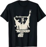 Ozzy Osbourne Blizzard of Ozz Peace T-Shirt