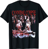 Cannibal Corpse Butchered at Birth Front Only T-Shirt