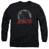 Battlestar Galactica #Toaster Long Sleeve Adult 18/1 T-Shirt Black