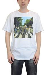 The Beatles Abbey Road Walk T-Shirt