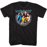 Weezer Earths Best Black T-Shirt