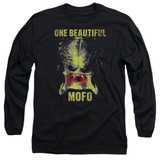 Predator 2018 Beautiful Long Sleeve Adult 18/1 T-Shirt Black
