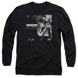 Predator 2018 Lethal Long Sleeve Adult 18/1 T-Shirt Black