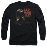 Predator 2018 Bad Hair Day Long Sleeve Adult 18/1 T-Shirt Black