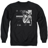 Predator 2018 Lethal Adult Crewneck Sweatshirt Black