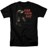 Predator 2018 Bad Hair Day Adult 18/1 T-Shirt Black