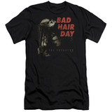 Predator 2018 Bad Hair Day Premium Adult 30/1 T-Shirt Black