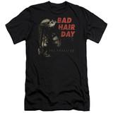 Predator 2018 Bad Hair Day Adult 30/1 T-Shirt Black