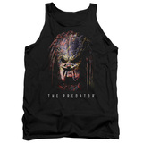 Predator 2018 Battle Paint Adult Tank Top Black