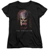 Predator 2018 Battle Paint Women's T-Shirt Black