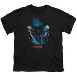 Predator 30th Anniversary Youth 18/1 T-Shirt Black
