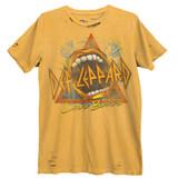 Def Leppard Love Bites Encore Unisex Destroyed T-Shirt