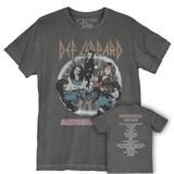 Def Leppard 92' Vintage Tour Unisex T-Shirt