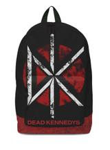 Dead Kennedys DK Backpack Bag