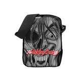 Motley Crue Dr. Feelgood Face Crossbody Bag