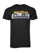Bob Dylan Harmonica Classic T-Shirt