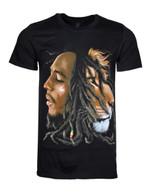 Bob Marley Profiles Classic Adult T-Shirt
