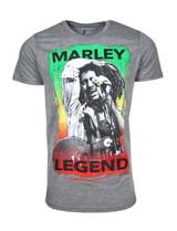 Bob Marley Legend Brushed Classic Adult T-Shirt