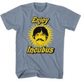 Incubus Enjoy Inubus Indigo Heather Adult T-Shirt