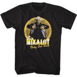 Sir Mix-a-Lot Circle Mix-a-Lot Black Adult T-Shirt