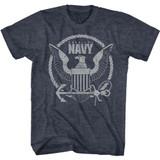 Navy America's Navy USA Navy Heather T-Shirt