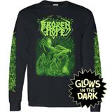 Broken Hope Glow Beast Long Sleeve T-Shirt