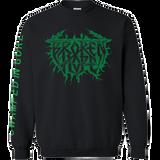 Broken Hope Swamped In Gore 30 Years Crew Sweatshirt