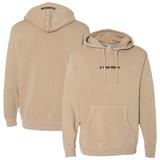 Interpol A Fine Mess Sand Pullover Hoodie Sweatshirt