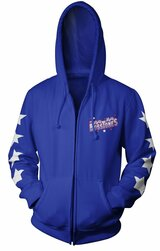 Mighty Mighty Bosstones Evel Knieval Zip Hoodie Sweatshirt