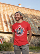 Mighty Mighty Bosstones While We're At It Red T-Shirt