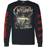 Obituary The End Complete Long Sleeve T-Shirt
