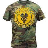 Powerflo Worldwide MFP Camo T-Shirt