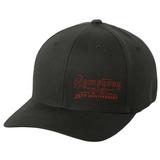 Symphony X 25th Anniversary Red Logo Flex Fit Hat