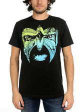 Ultimate Warrior Rage Face T-Shirt