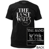 The Band The Last Waltz Fitted T-Shirt