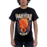 Pantera - Outlaw Skull T-Shirt