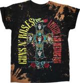 Guns N Roses Appetite Bleached Men's T-Shirt